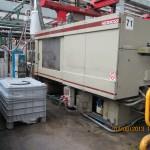 Presse a iniezione usate 301 - 500 ton